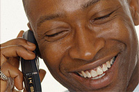 phone - The Market for Mobile Phones in Africa, The rise.