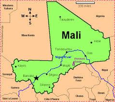 Mali map 1