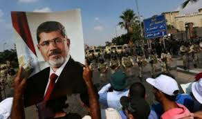 manifestazione pro Morsi