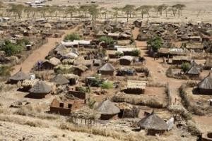 Il campo di Shimelba