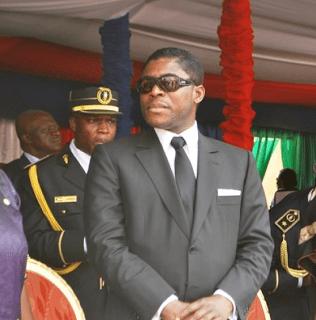Teodorin Obiang