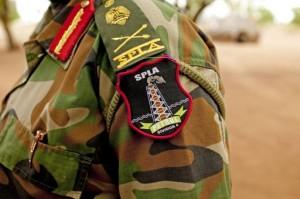 Rank militare slla spalla