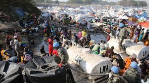 cisterne onu in campo profughi