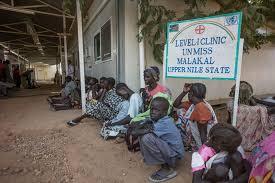 Malakal ospedale