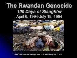 Poster genocidio