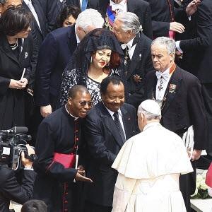 Biya-au-Vatican