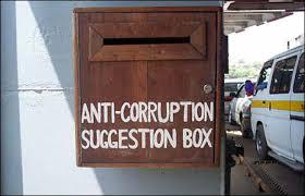 anti corruption box