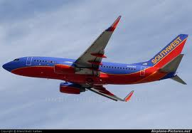 Southwestern Airlines 737