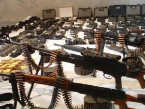 Syria-seizes-weapons-smuggled-in-from-Iraq-photo-from-SANA-500x375