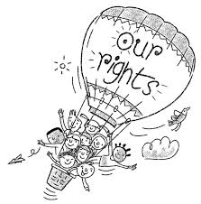 Our right