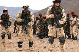 soldati italiani a Gibuti