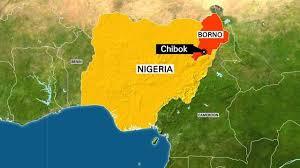 Mappa Chibok