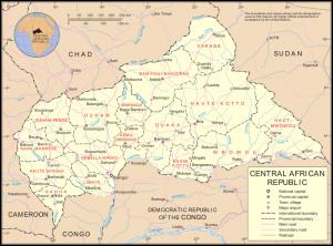 Mappa politica