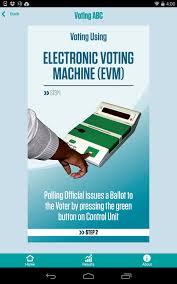 poster voto elettronico