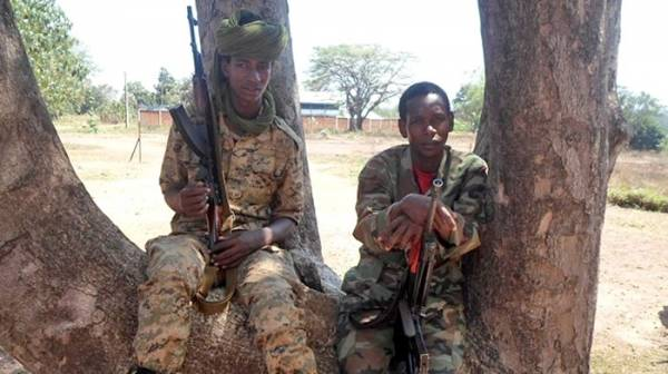 Seleka rebel fighters 2A
