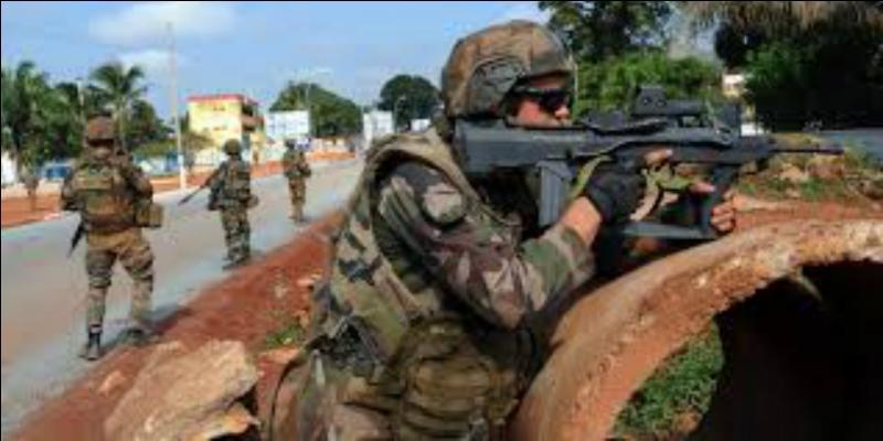 soldato punta mitra