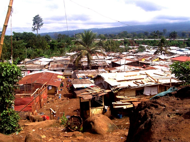 To accompany feature Equatorial Poverty