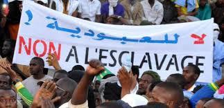 dimostrazione contro lo schiavismo