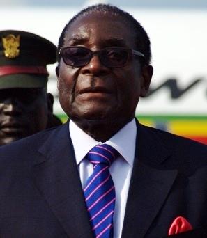 Robert Mugabe, dittatore dello Zimbabwe