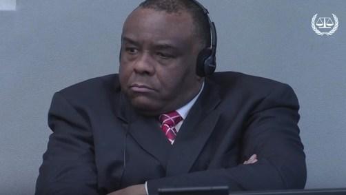 Jean-Pierre Bemba al processo del Tribunale Penale Internazionale