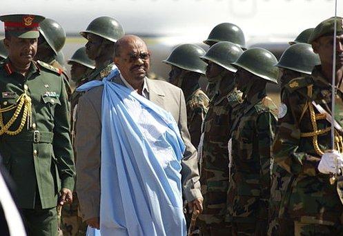 Omar al-Bashir, presidente del Sudan