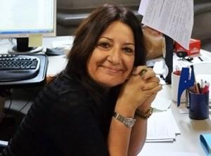 Marta Cicci, il segretario dell'Associazione Stampa Umbra
