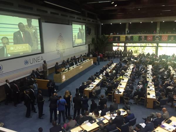 Kenyatta inaugura conferenza UNEA