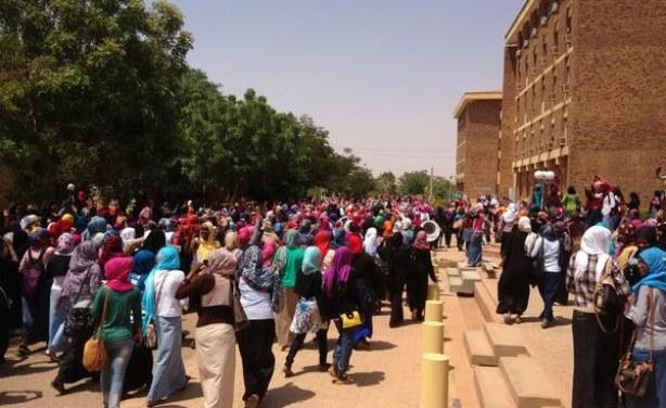 Repressione in Sudan