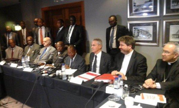 Delegazione internazionale coordinata dall'Unione europea