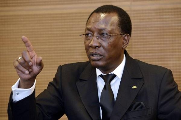 Il presidente del Ciad Idriss Deby