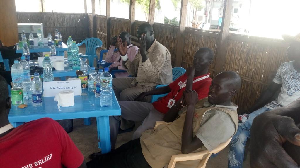 alcuni operatori umanitari rilasciati in Sud Sudan