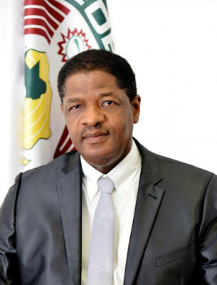 Marcel de Souza, presidente dell'ECOWAS