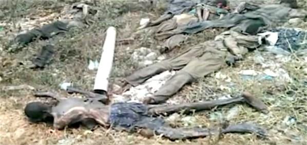 Cadaveri bruciati uccisi ad Aba