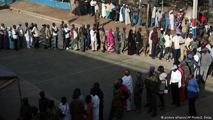 elezioni legislative in Gambia