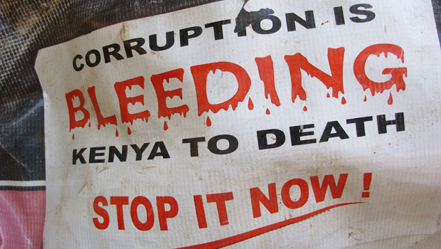 corruption-kenya