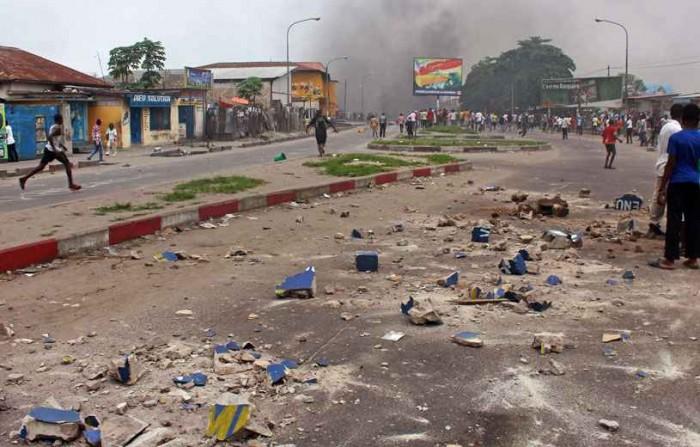 Violenze nel Congo-K