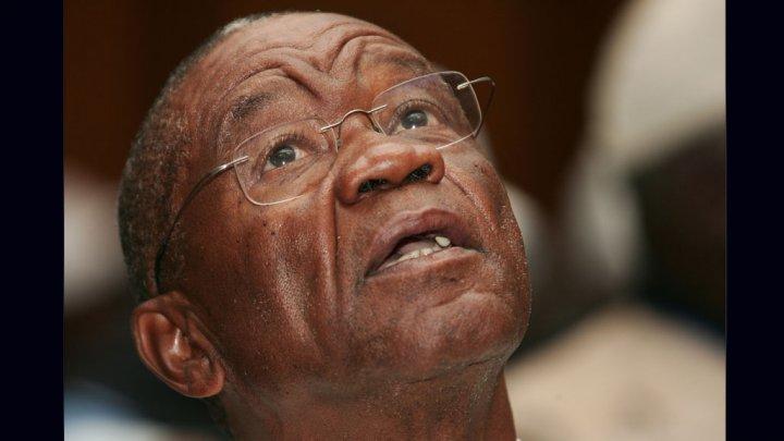 Thomas Thabane, possibile Primo ministro del Regno di Lesotho