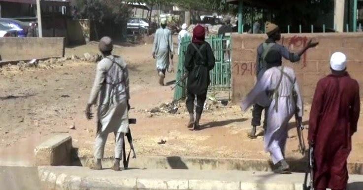 Attacco Kamikaze a Maiduguri, Borno State, Nigeria