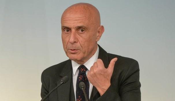 Marco Minniti, ministro degli Interni