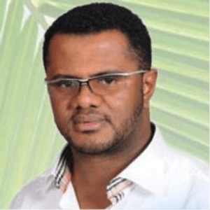 Hassa Omar Serai, candidato a governatore di Mombasa, sostenuto dal presidente Uluru Kenyatta