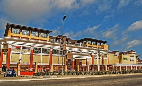 Il centro commerciale del Nyali Mall disertato dai visitatori
