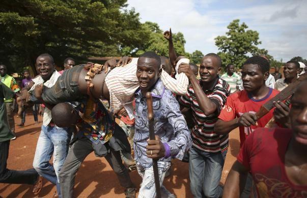 Violenze nella Repubblica centrafricana