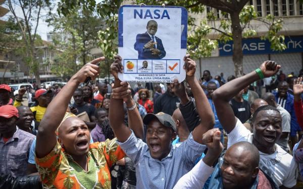 Dimostrazione del NASA nei giorni scorsi