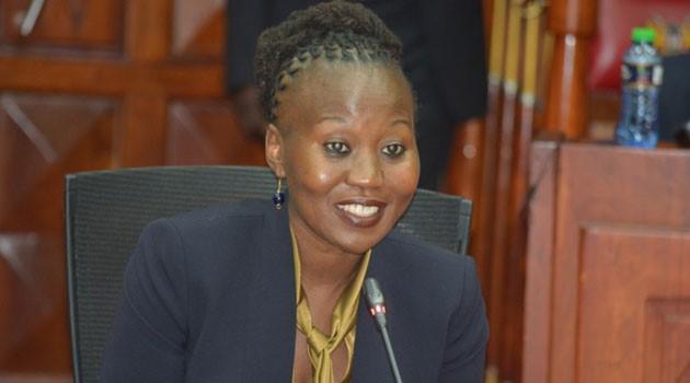 Roselyn Akombe il membro IEBC che si è rifugiata a New York