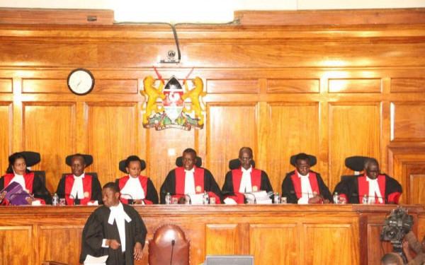 Kenya, Suprema Corte