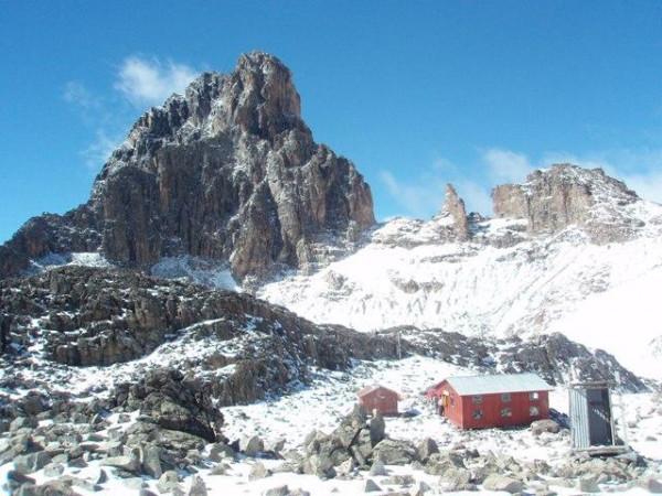 Il Monte Kenya