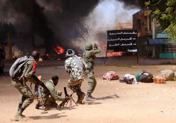 Attacchi contro l'esercito maliano