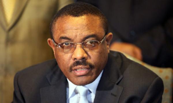 Hailemariam Desalegn, primo ministro dimissionario dell'Etiopia