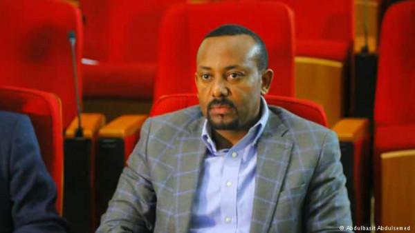 Abiy Ahmed, leader della coalizione di governo dell'Etiopia
