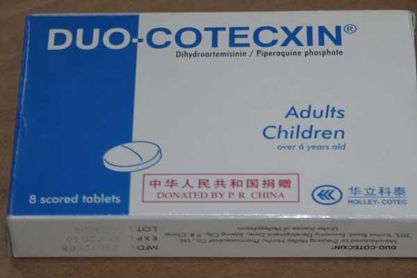 Il farmaco cinese antimalarico giudicato pericoloso